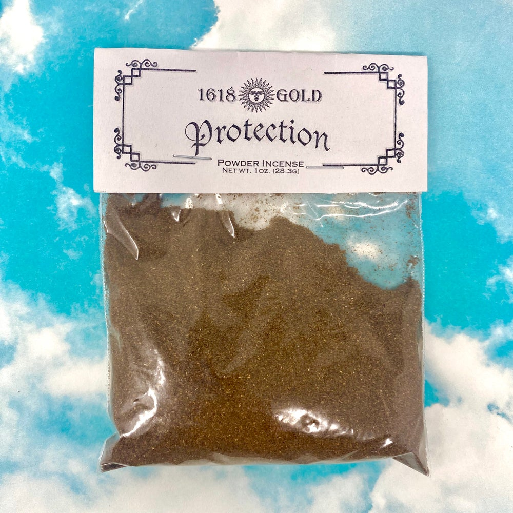 Image of Protection Powder Incense | 1 oz