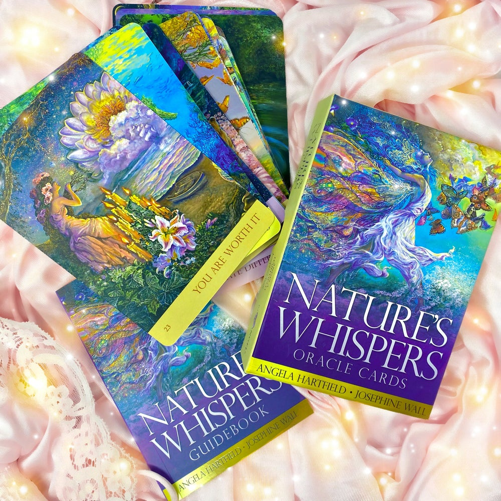Image of Nature's Whisper Oracle Cards