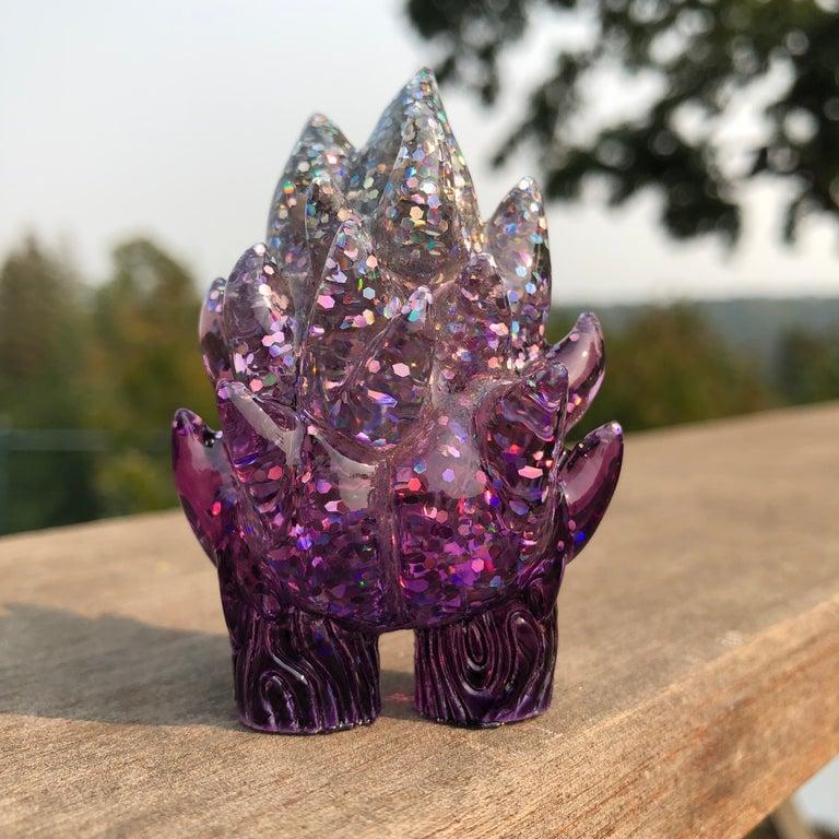 Image of Purple Shimmer Spark