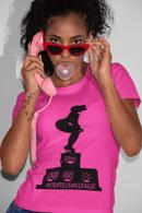 Image 3 of Crate Challenge Black Logo Short-Sleeve Unisex T-Shirt