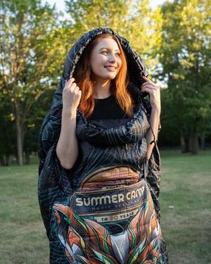 Z4 - Official Summer Camp 2021 Sleeping Bag (LE 50)
