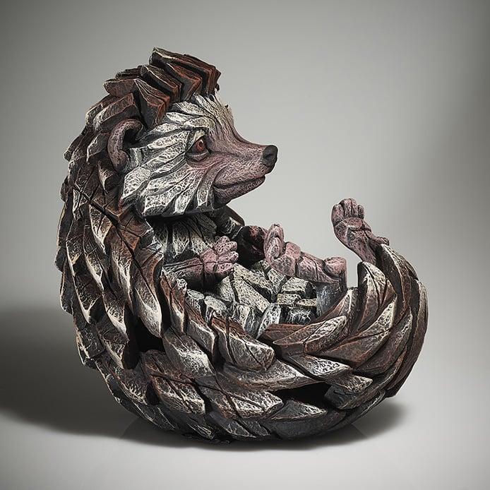 "Edge Sculpture ""Hedgehog"""