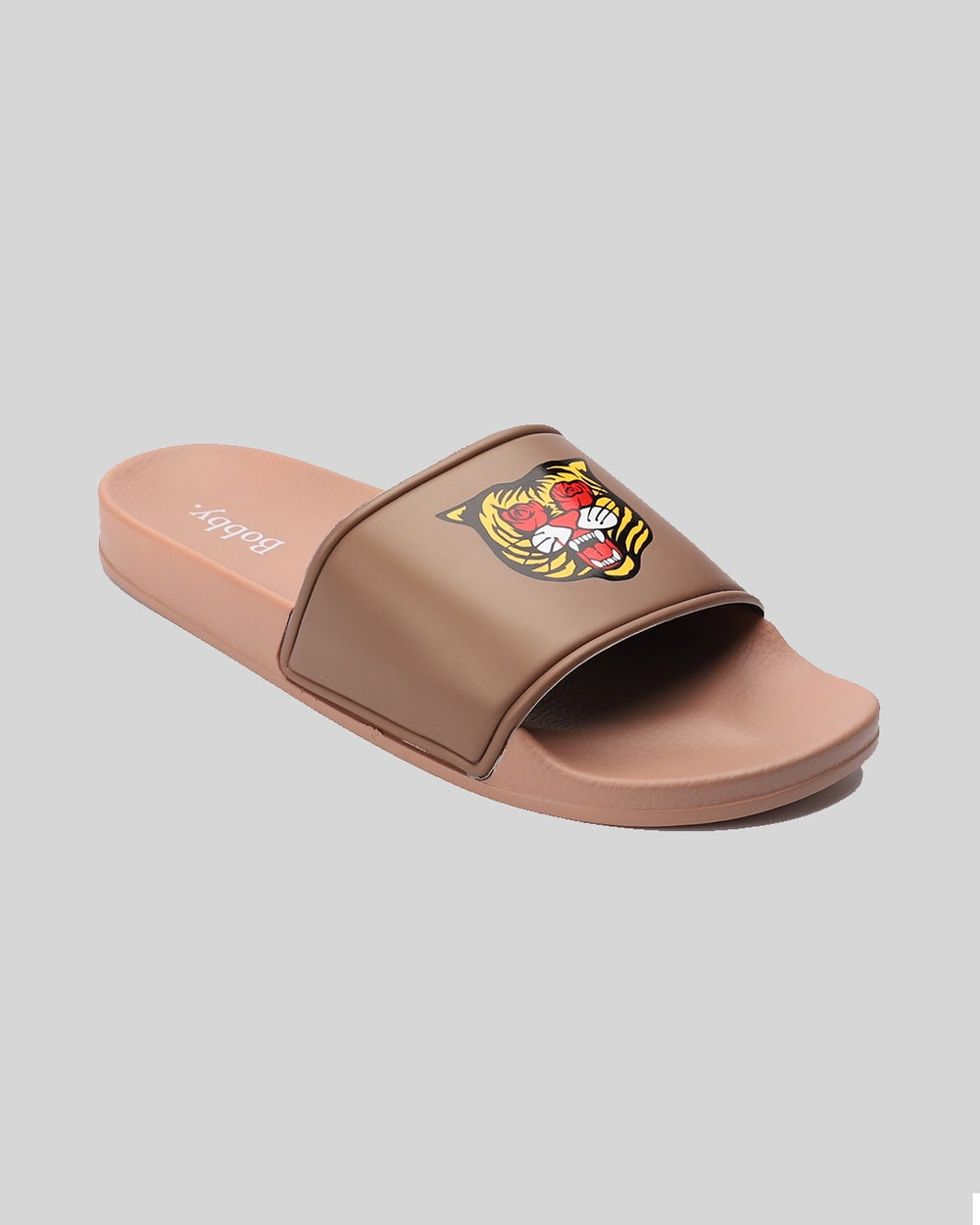 Image of The BLAK Slides in Brown