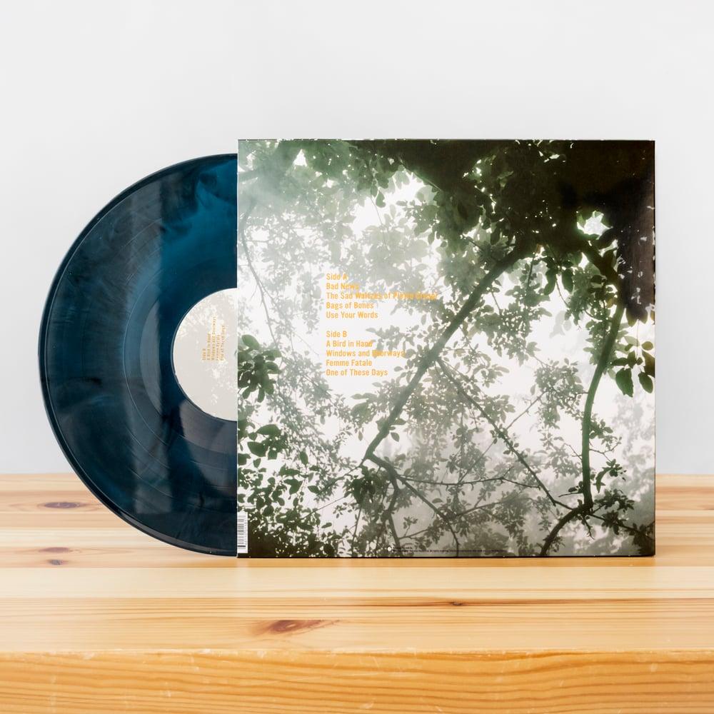 At Home With Owen Vinyl (Black/Blue Mix)