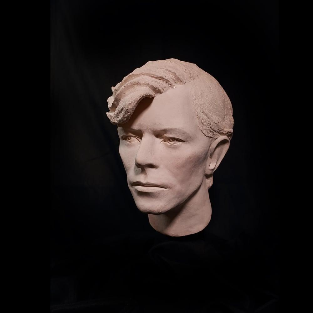 'Wild is The Wind' Face Sculpture *UK Stock* Marmorino