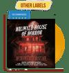 Various - HAUNTED HOUSE OF HORROR (180 grs, Orange)