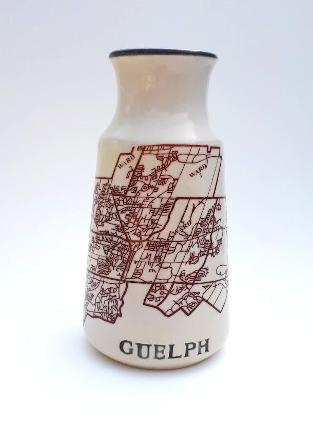 Image of City of Guelph Vase by Bunny Safari