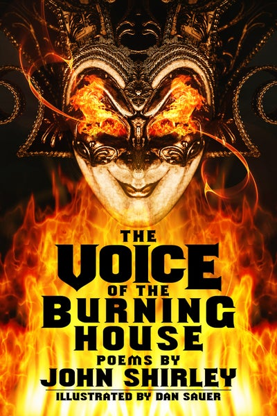 Image of The Voice of the Burning House: Poems - PREORDER