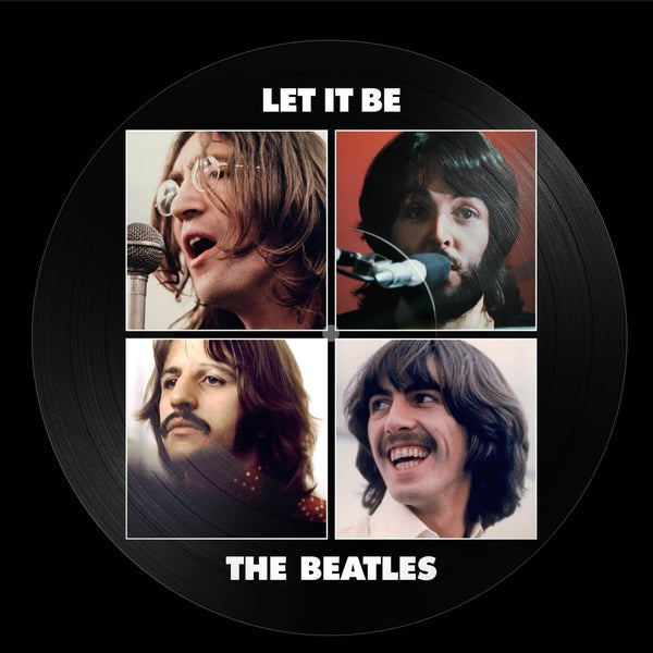 Image of Beatles - Let It Be Special Edition