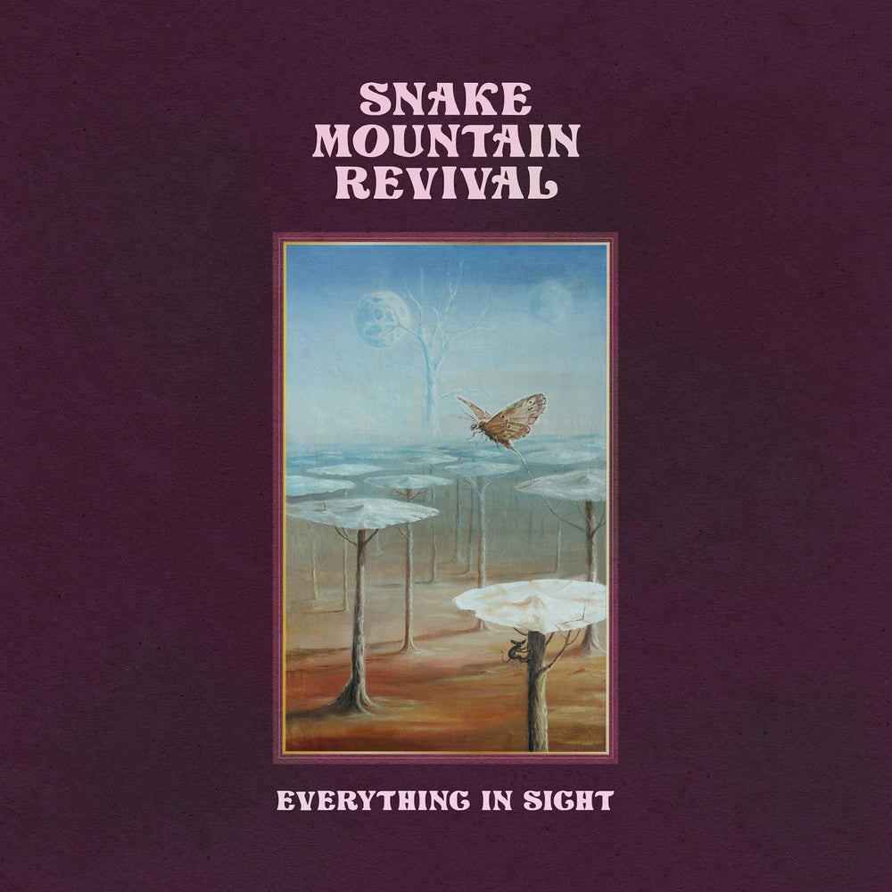 Image of Snake Mountain Revival - Everything in Sight Limited Digipak CD