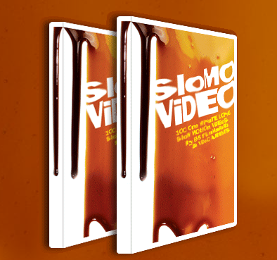Image of Slomo Video DVD