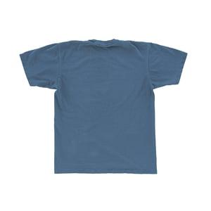 Image of Brainstorm Tee (Stonewash Blue)