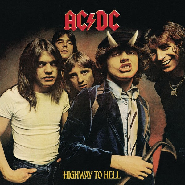 Image of AC/DC - Highway to Hell LP