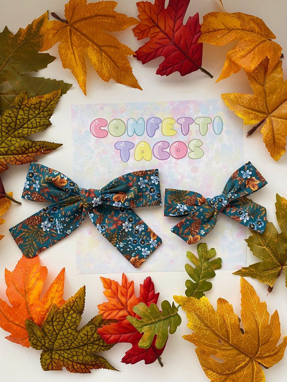 Image of Fall Confetti | Wreath