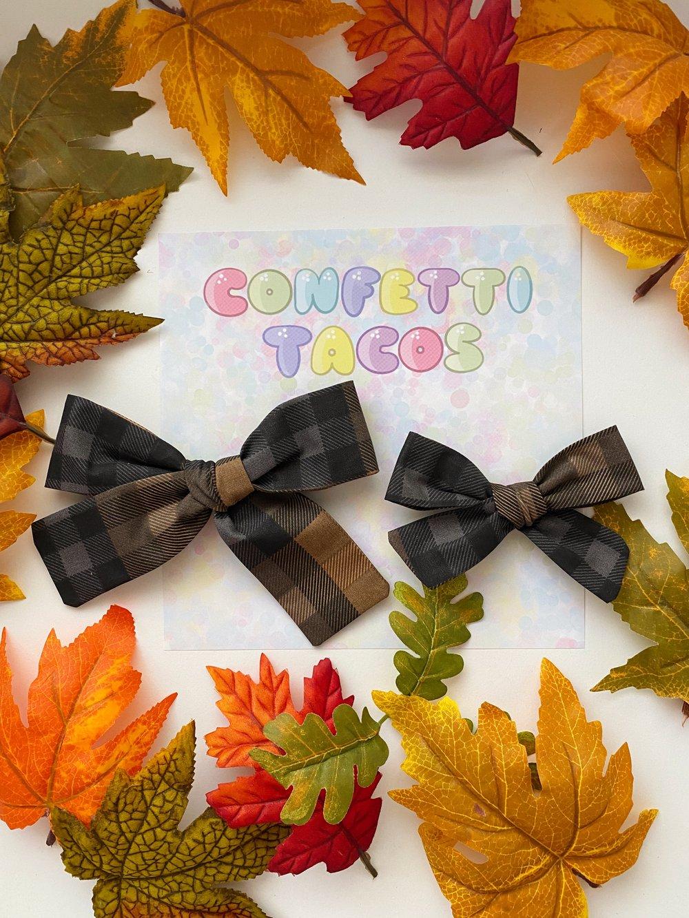 Image of Fall Confetti | S'mores