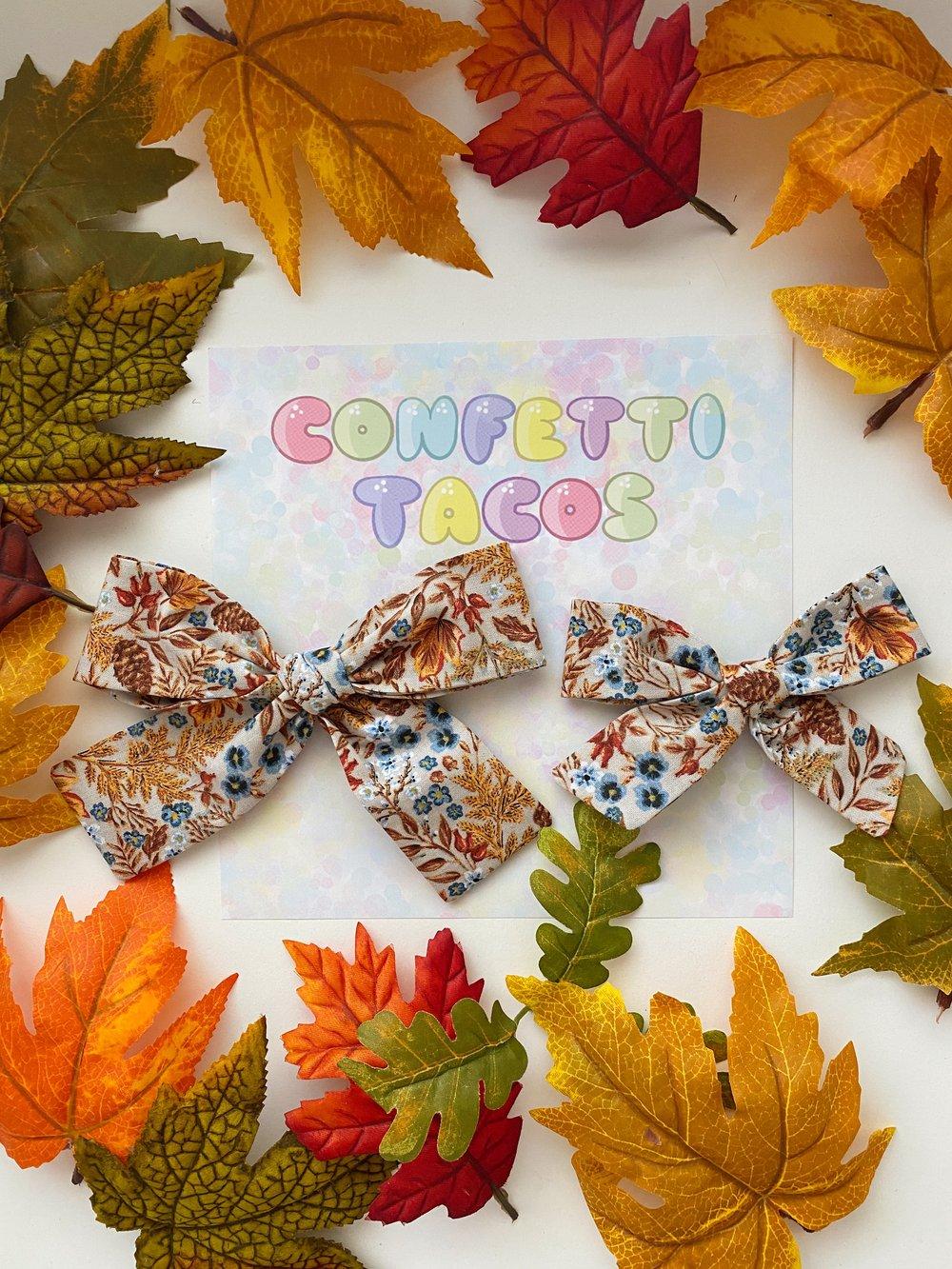 Image of Fall Confetti   Hayride