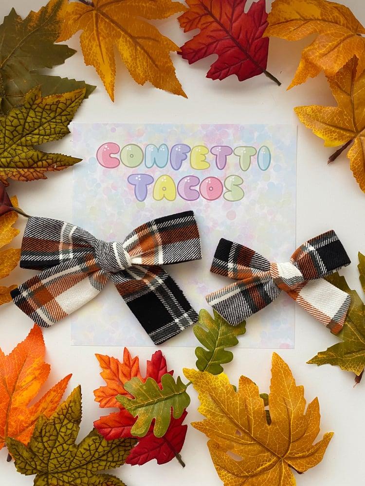 Image of Confetti Fall | Flannel