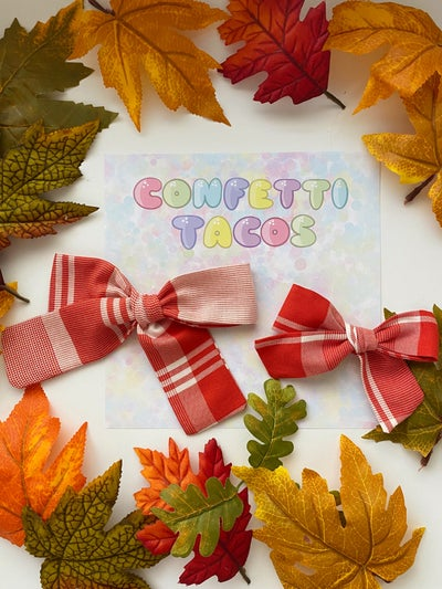 Image of Fall Confetti | Apple Pie