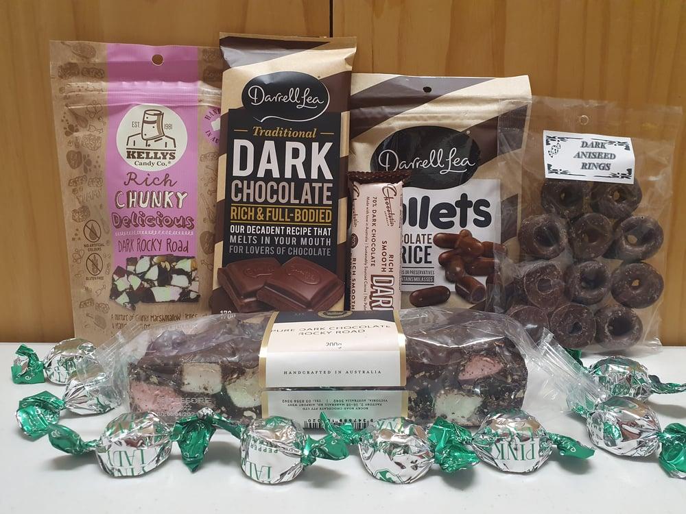 Image of Addicted to Dark Chocolate Gift Bag