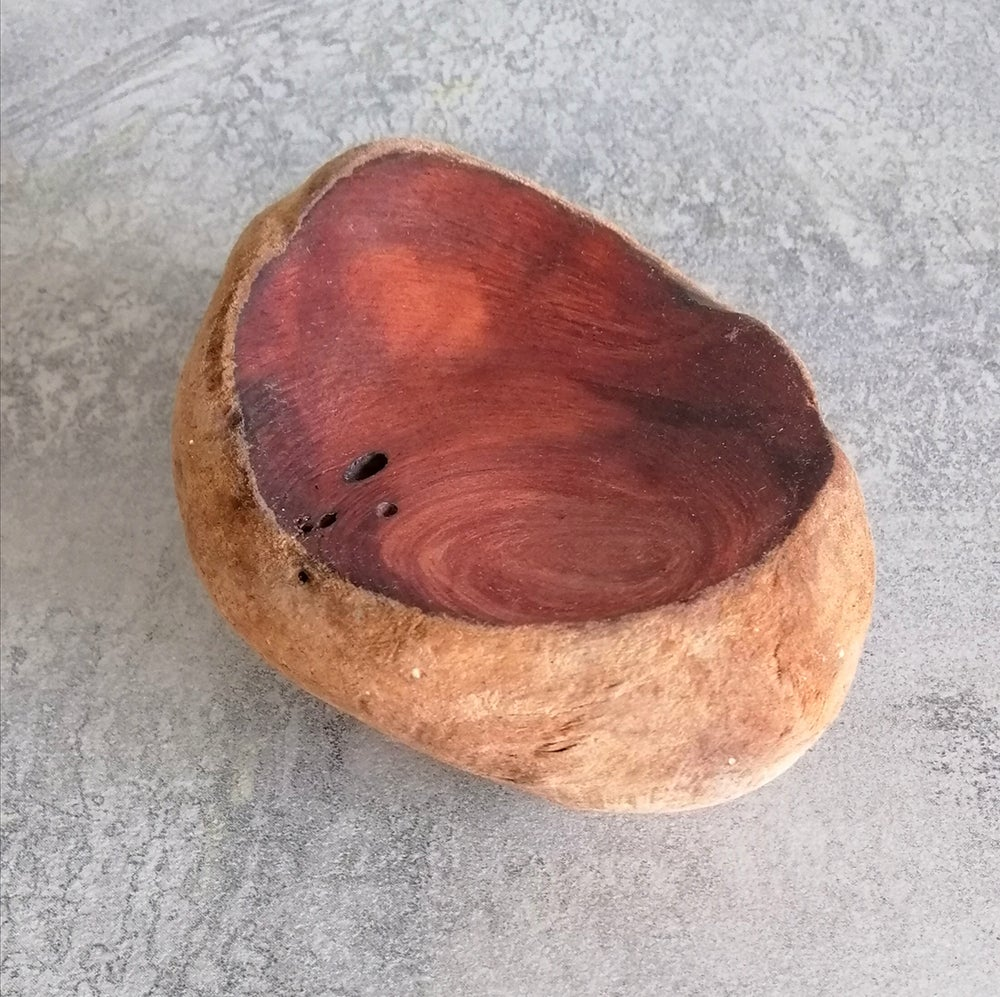 Image of Hand Carved Bowl #2