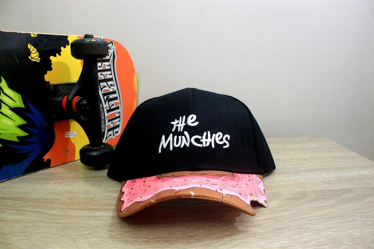 The Munchies strapback