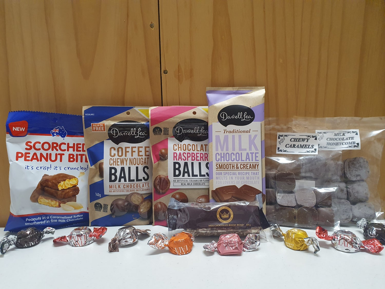 Image of Addicted to Milk Chocolate Gift Bag