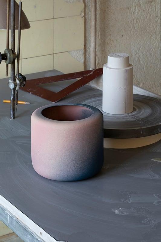 Image of VPTC / Barrel Vase