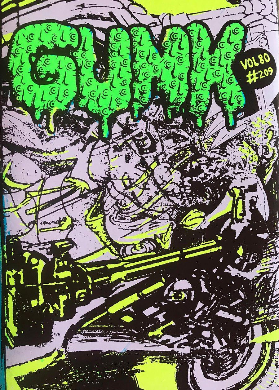 Image of GUNK - Andy Bolus