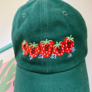 Image of Strawberry Hat