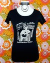 ImpermDelects 'RUBBER LADY' Print Limited Run Tshirt