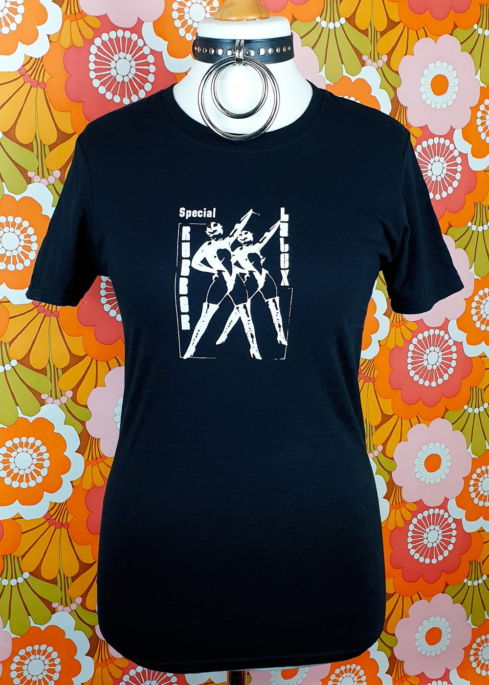 ImpermDelects 'SPECIAL RUBBER' Print Limited Run Unisex Tshirt