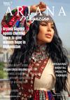 Ariana Magazine Issue 7 printed version