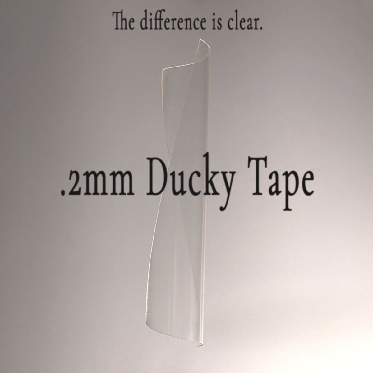 Ducky Tape 3 Pack - 0.2mm, 0.5mm