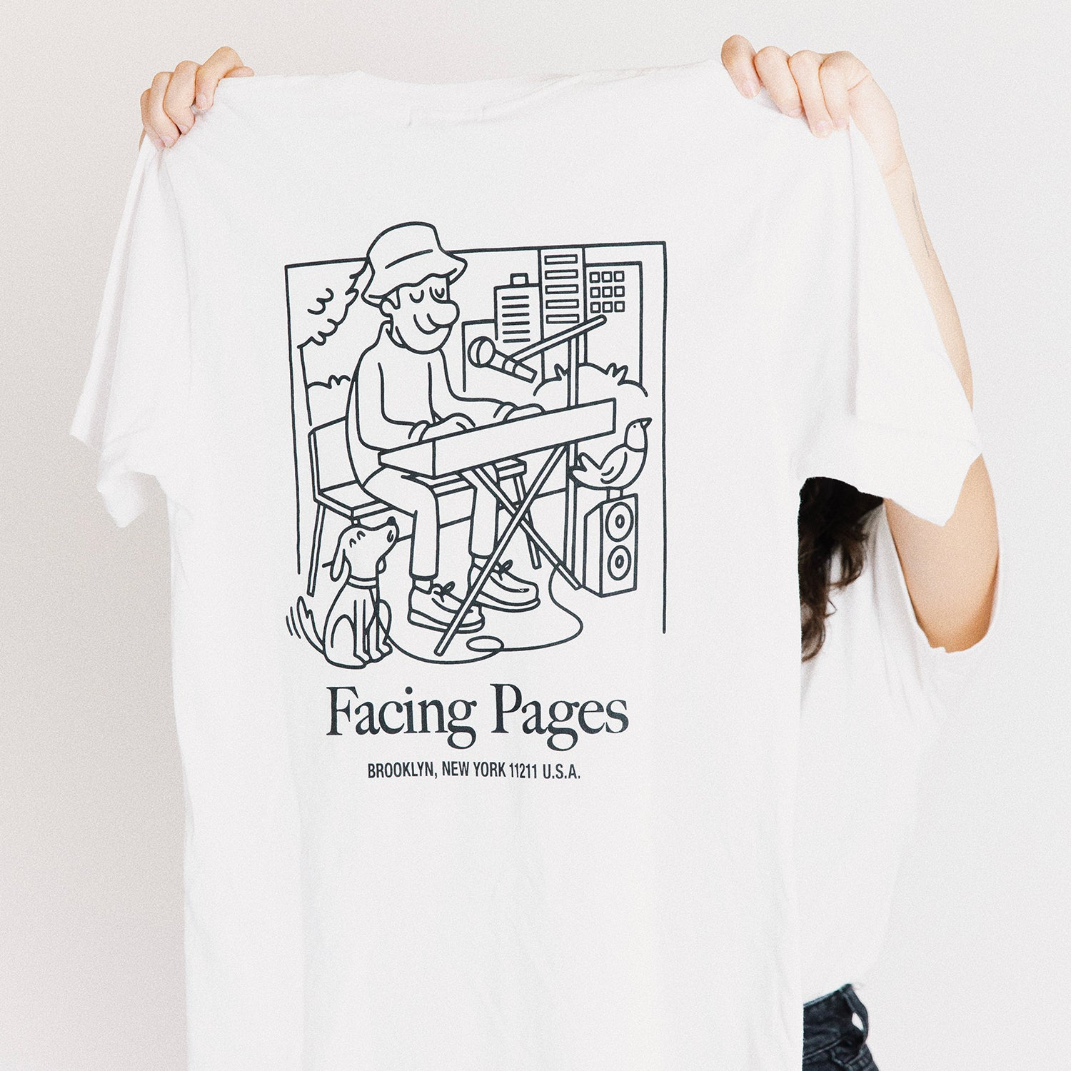 Image of CENTRAL PARK T-SHIRT