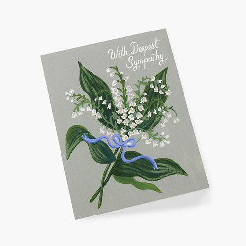 Image of Lily of the Valley Sympathy