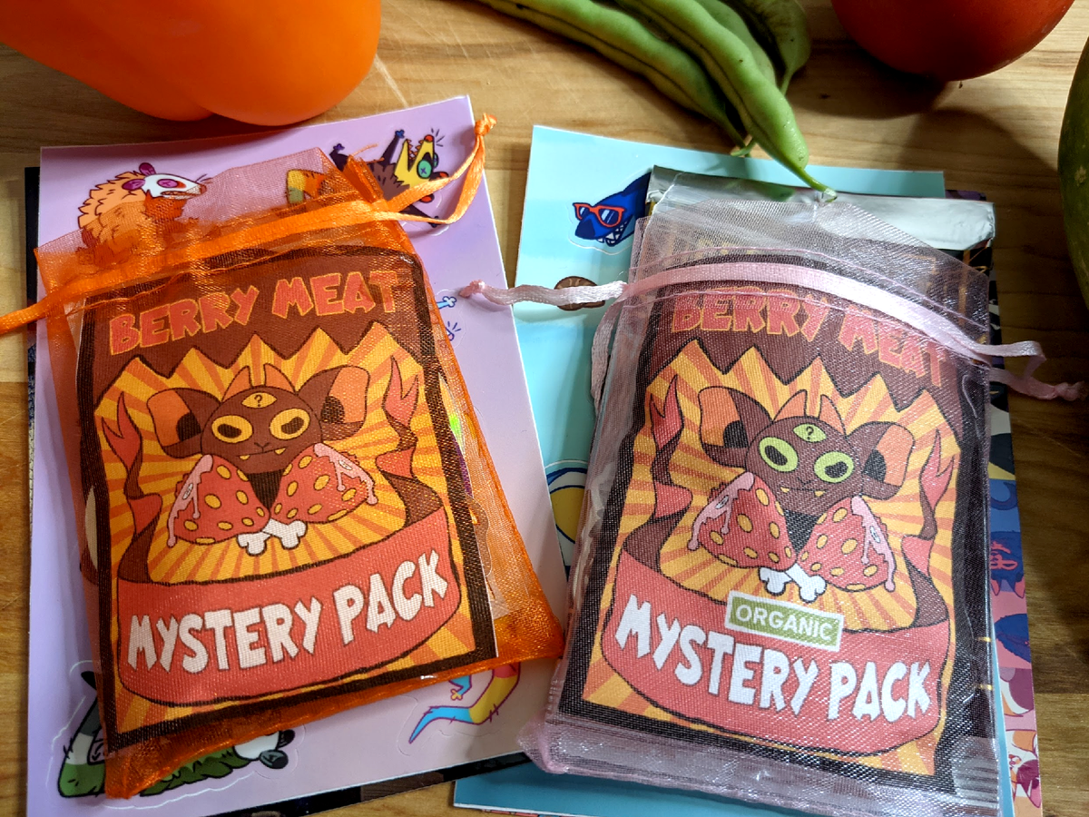 Image of Mystery Packs!
