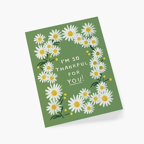 Image of Daisies Thankful for You