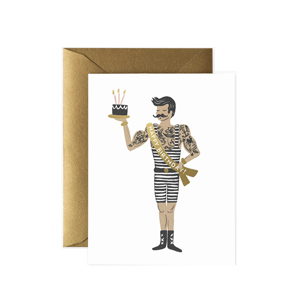 Image of Strongman Birthday