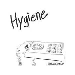 "Image of Hygiene - Recruitment 7"" (First pressing)"
