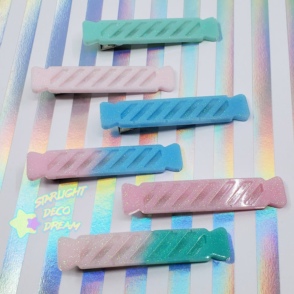 Image of Long Candy Hair Clip ~ Choose One