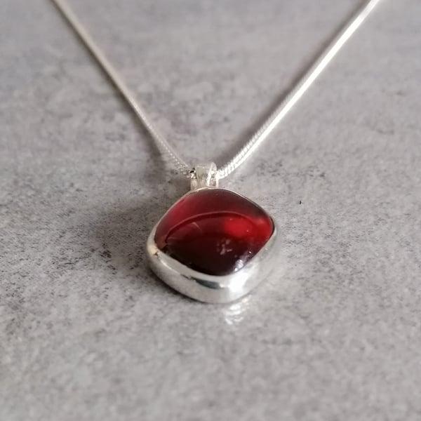 Image of Tiny Hessonite Garnet