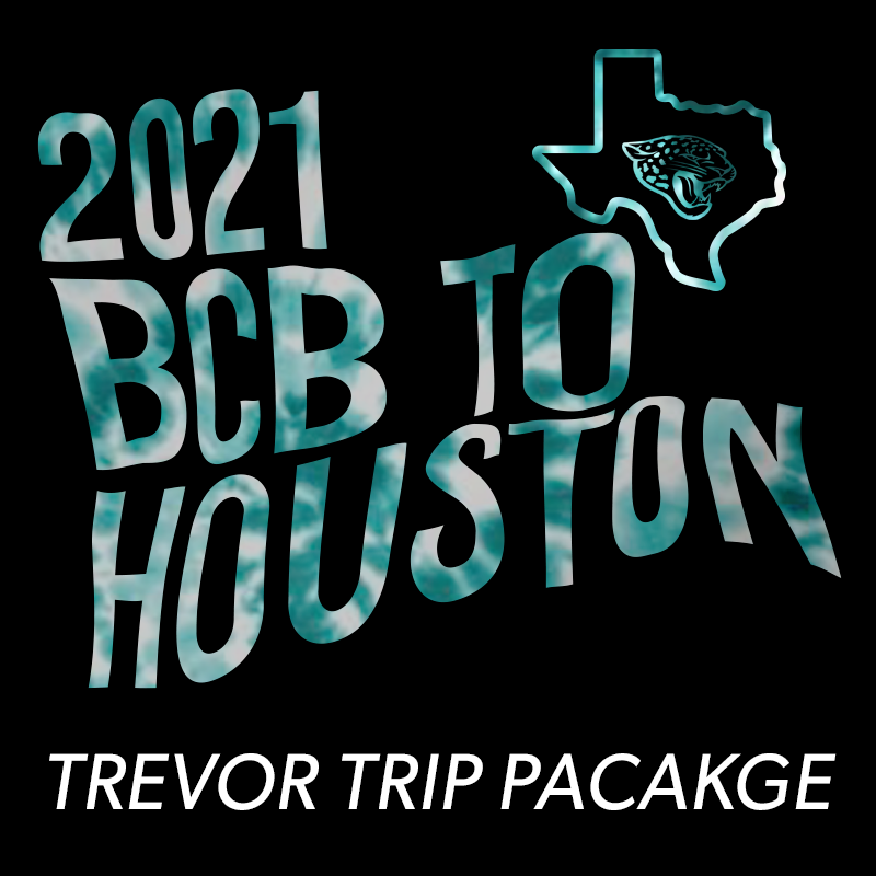 Image of Trevor Trip Package - 2021 BCB to Houston
