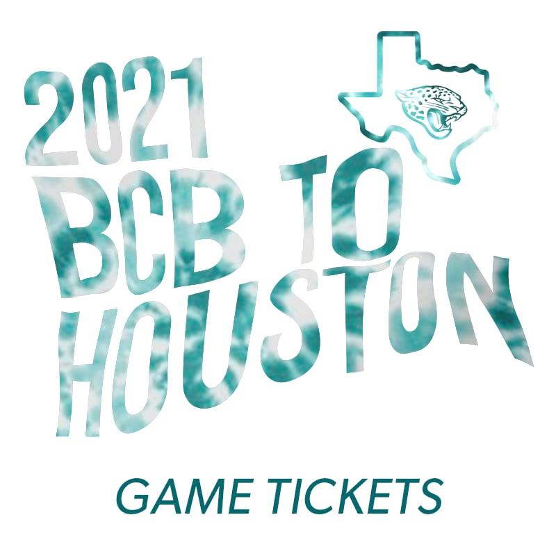 Image of 2021 BCB to Houston tickets