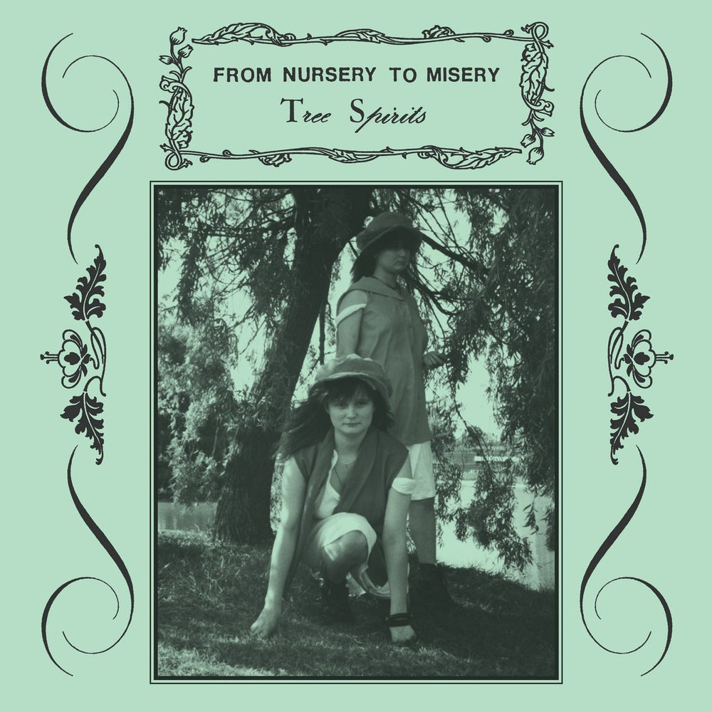 Image of FROM NURSERY TO MISERY - Tree Spirits LP