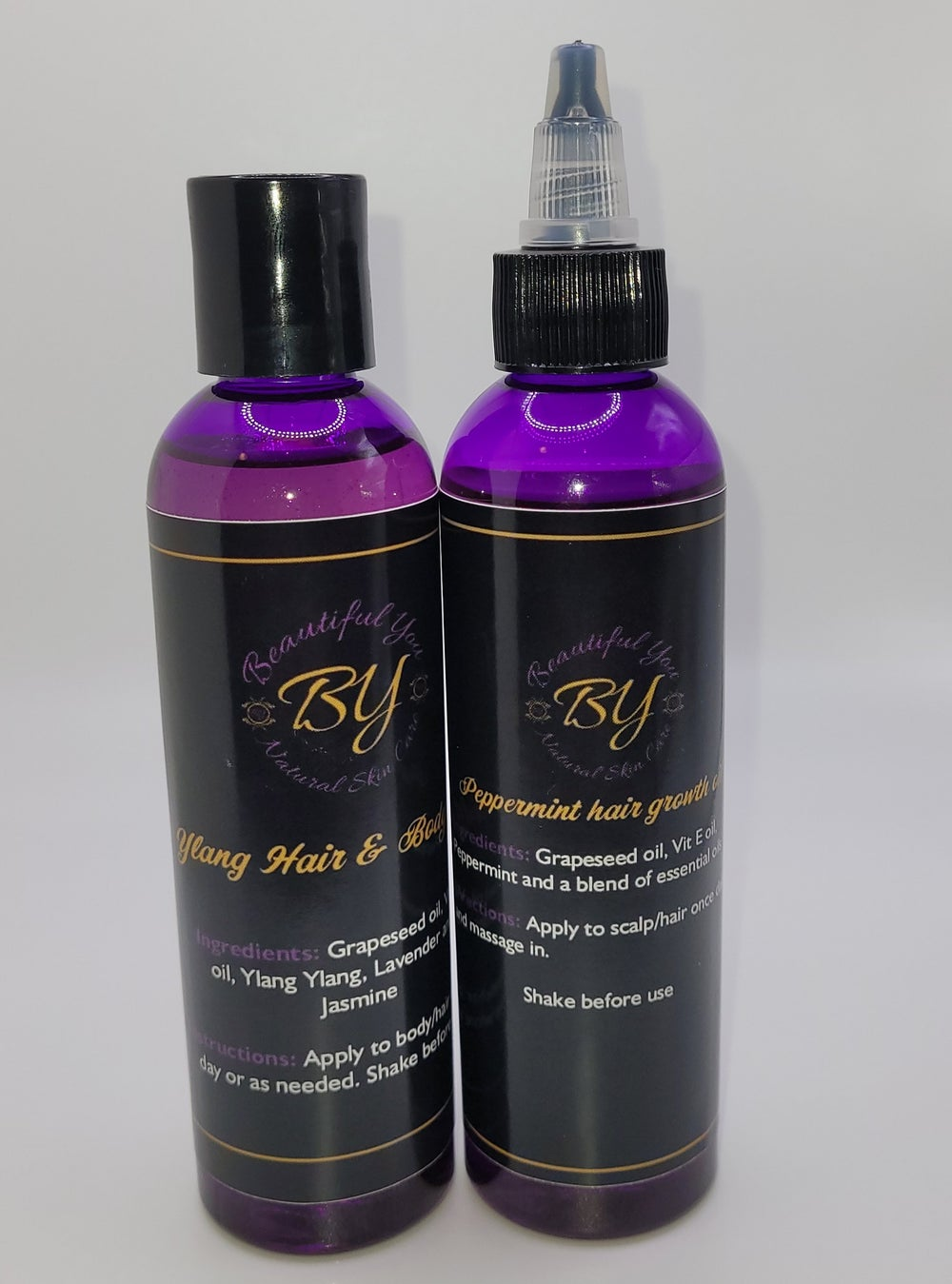 Image of Peppermint Hair growth oil