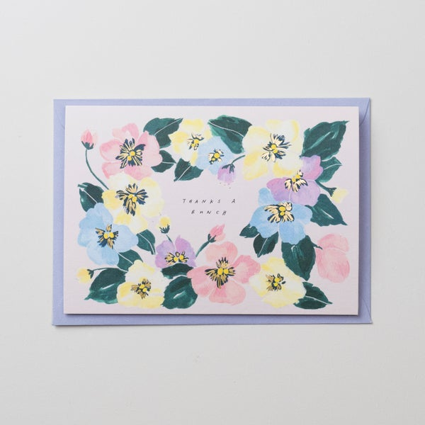 Image of Thanks A Bunch - Pansy