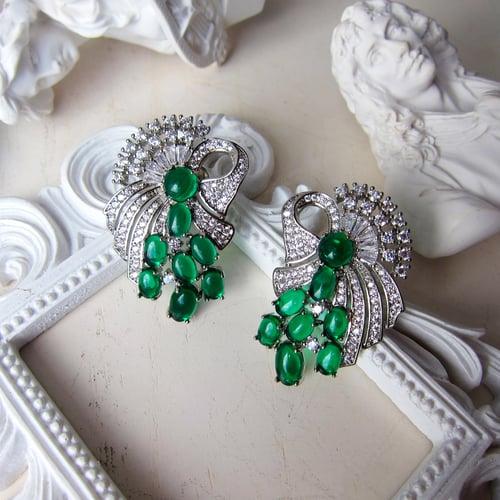 Image of Gardenia earrings