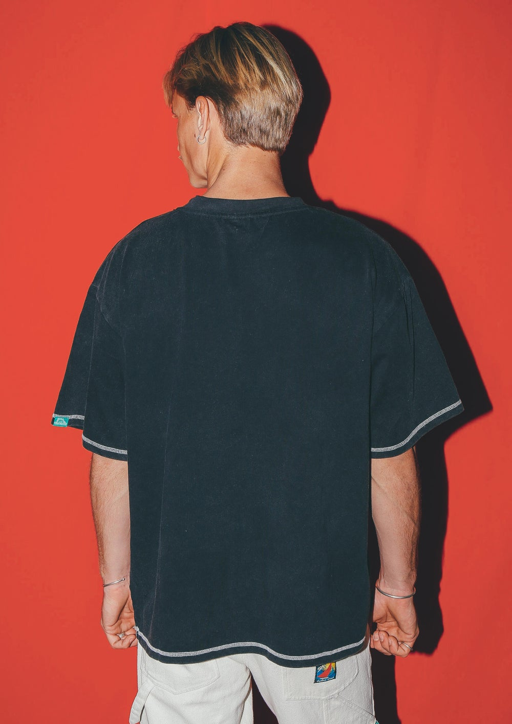 Image of Contrast Tee
