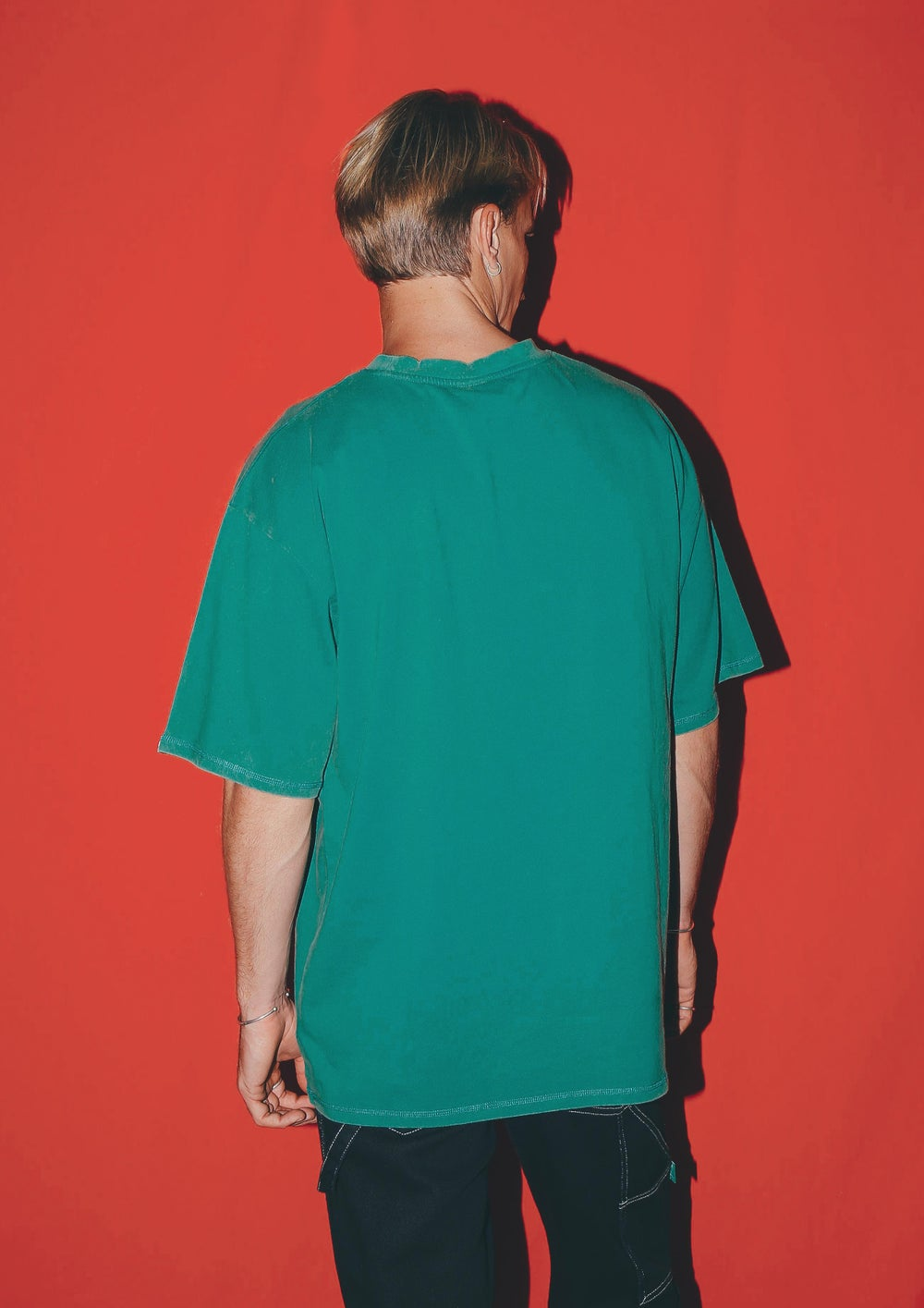 Image of Life In Limbo Tee - Enzyme Green