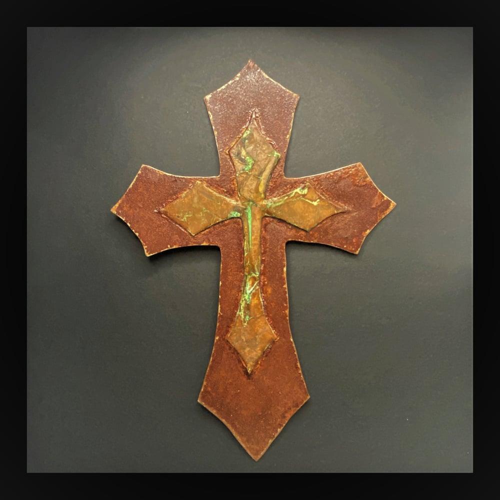 """Cross of Concilium"" Wall Art"